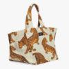 Tote Bag Leopard de la marque Wouf