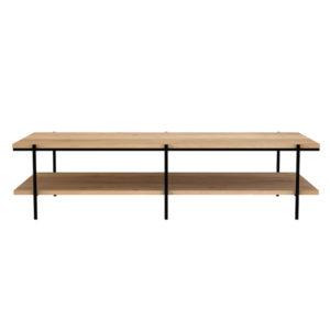Table Rise en chêne de la marque Ethnicraft