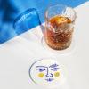 Dessous de verres Janus de la marque Octaevo