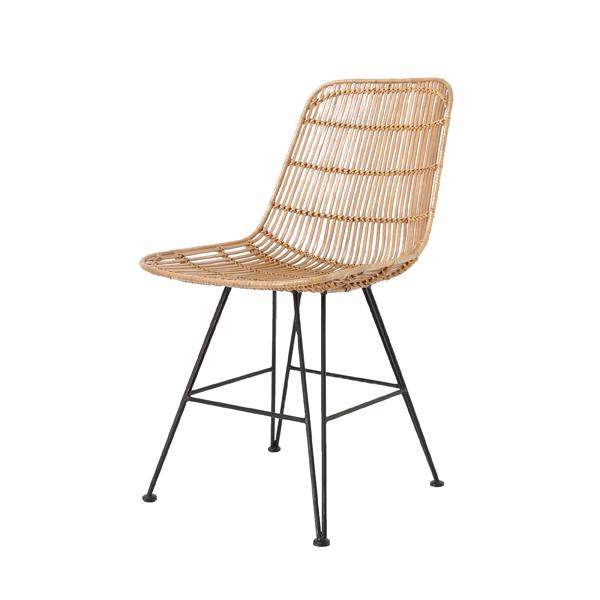 Chaise en rotin - Hkliving