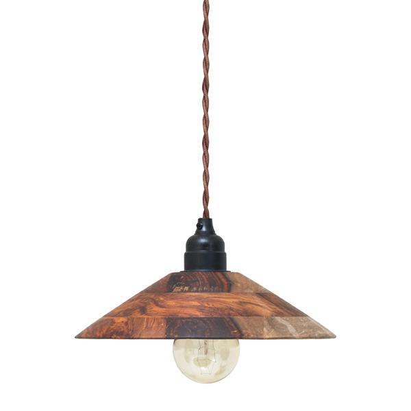 Suspension en bois - Hkliving