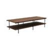 Table Rise en noyer de la marque Ethnicraft