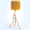 Lampadaire en bois - Rock The Kasbah